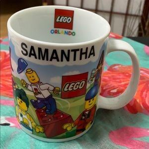 LEGO CUP (SAMANTHA) made in China